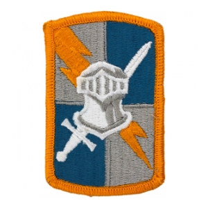 513th Military Intelligence Brigade Patch