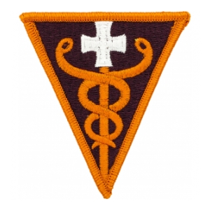 3rd Medical Command Patch