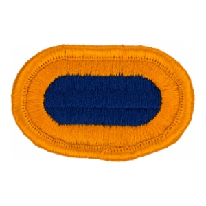 504th Infantry Headquarters Oval