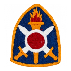 402nd Training Brigade Patch