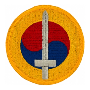 175th Finance Center Patch