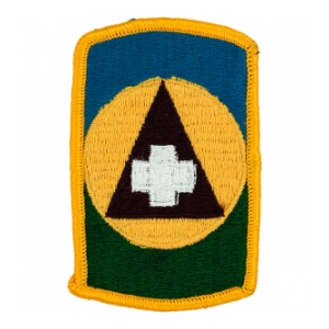 426th Medical Brigade Patch