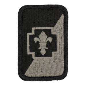 62nd Medical Brigade Patch Foliage Green (Velcro Backed)