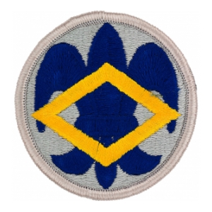 336th Financial Command Patch