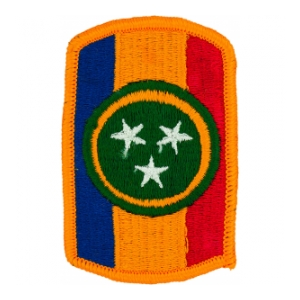 30th Armored Brigade Patch