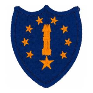 New Hampshire National Guard Headquarters Patch
