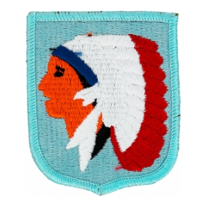 Oklahoma National Guard Headquarters Patch
