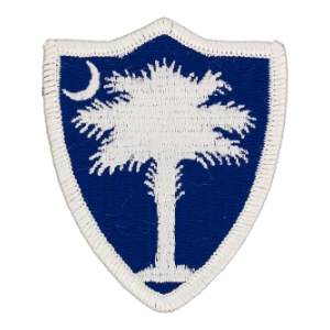 South Carolina National Guard Headquarters Patch