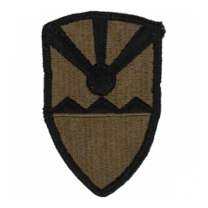 Virgin Islands National Guard Headquarter Patch (Subdued)