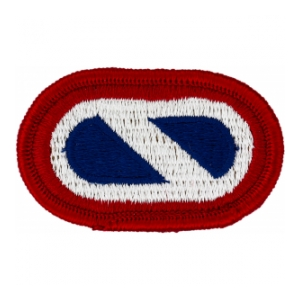 1st Corps Oval