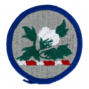 Alabama National Guard Headquarters Patch