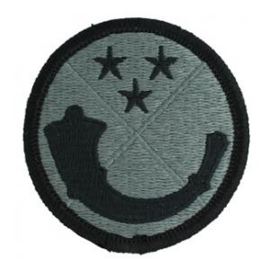 125th Regional Readiness Command (ARCOM) Patch Foliage Green (Velcro Backed