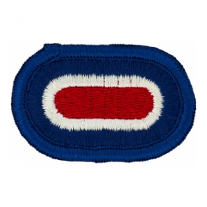187th Infantry Headquarters Oval