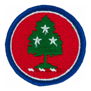 Tennessee National Guard Headquarters Patch
