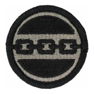 301st Support Command Patch Foliage Green (Velcro Backed)