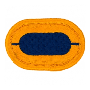 504th Infantry 1st Battalion Oval