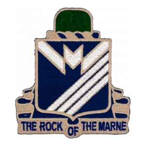 38th Infantry Regiment Patch