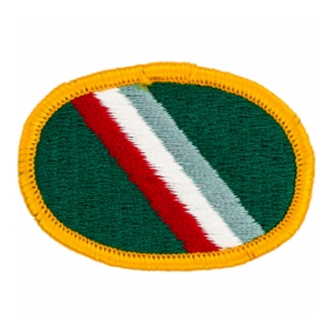 11th Special Forces Group Oval