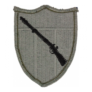 Kentucky National Guard Headquarters Patch Foliage Green (Velcro Backed)
