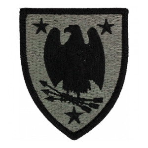 Selective Service Patch Foliage Green (Velcro Backed)
