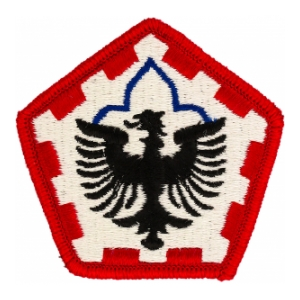 555th Engineers Group Patch