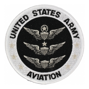 United States Army Aviation Patch