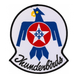 US Air Force Thunderbirds Patch