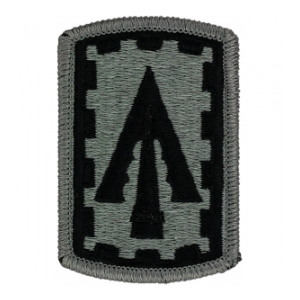108th Air Defense Artillery Patch Foliage Green (Velcro Backed)