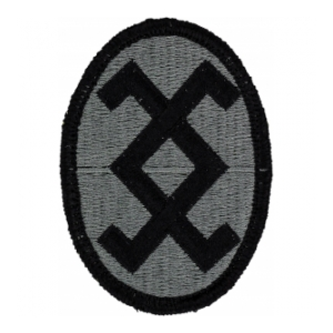 120th Regional Readiness Command (ARCOM) Patch Foliage Green (Velcro Backed