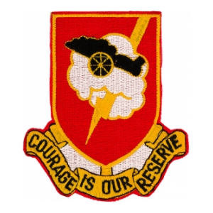 457th Airborne Field Artillery Battalion Patch
