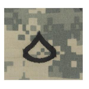 Army Private First Class Rank (Sew On) (Digital All Terrain)