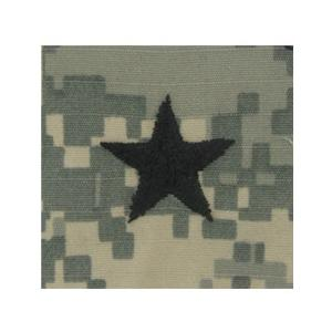 Army Brigadeer General Rank (Sew On) (Digital All Terrain)