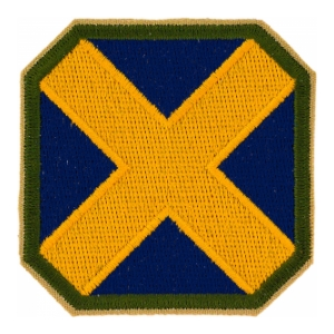 14th Infantry Division Patch