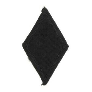 5th Infantry Division Patch Black (Velcro Backed)