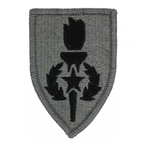 Sergeant Major Academy Patch (Velcro Backed)