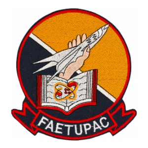 Naval Station FAETUPAC Patch