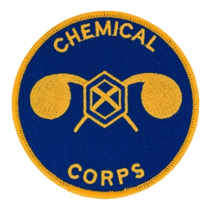 Army Chemical Corps Patch