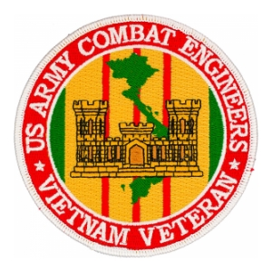 Army combat engineer patch