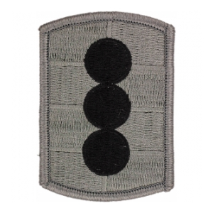 434th Field Artillery Brigade Patch Foliage Green (Velcro Backed)