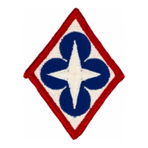 Logistics Center Patch