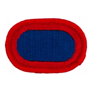 505th Infantry Headquarters Oval