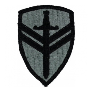 2nd Support Brigade Patch Foliage Green (Velcro Backed)