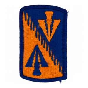 128th Aviation Brigade Patch
