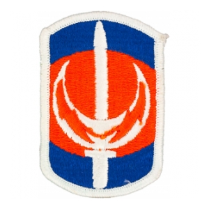 228th Signal Brigade Patch
