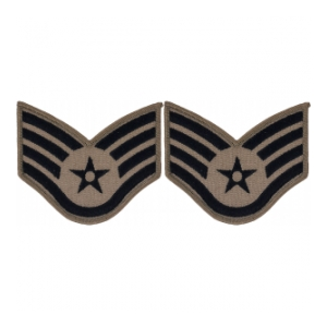 Air Force ABU Staff Sergeant Chevron