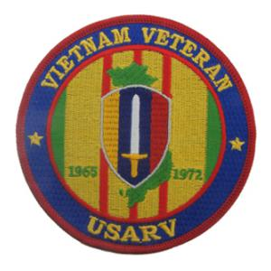 USARV  Vietnam Veteran Patch