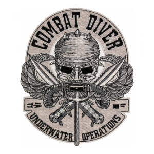 Special Forces Combat Diver Patch