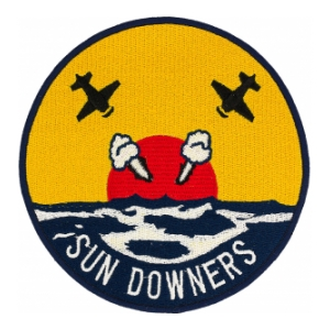 Navy Fighter Squadron VF-111 Sun Downers Patch