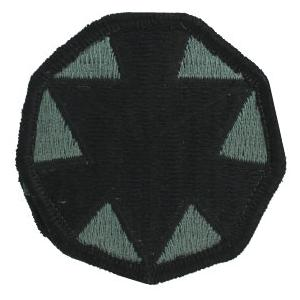 National Training Center Patch Foliage Green (Velcro Backed)