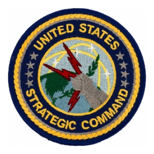 United States Strategic Command Patch